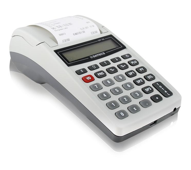 Datecs dp-50 user
